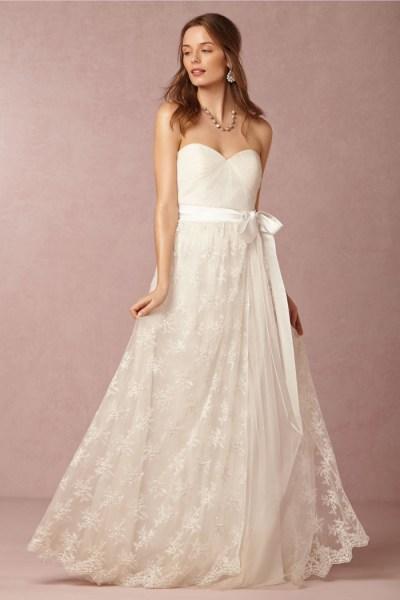 Vestido longo para noiva usar em casamento no verão