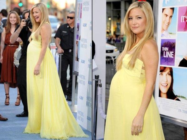 inspiração de vestidos de festa para grávidas