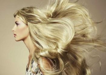 cabelo loiro perfeito sem a cor amarelada