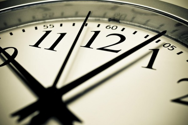 evitar atrasos também evita estresse