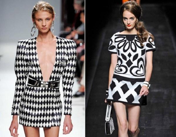 preto e branco é uma tendência para o inverno 2015