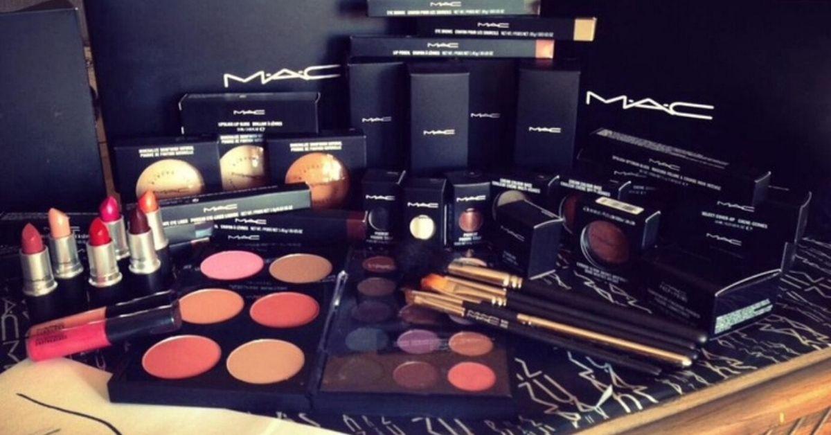 M.A.C é uma das melhores marcas de maquiagem
