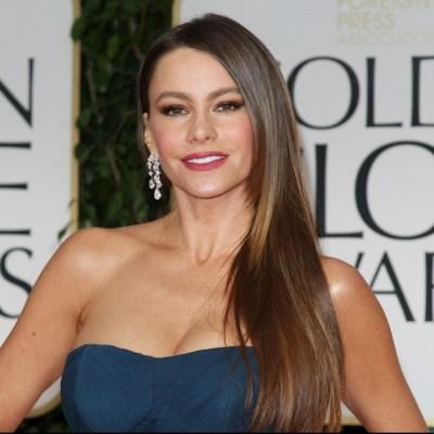 Sofia Vergara inspirando penteados lisos