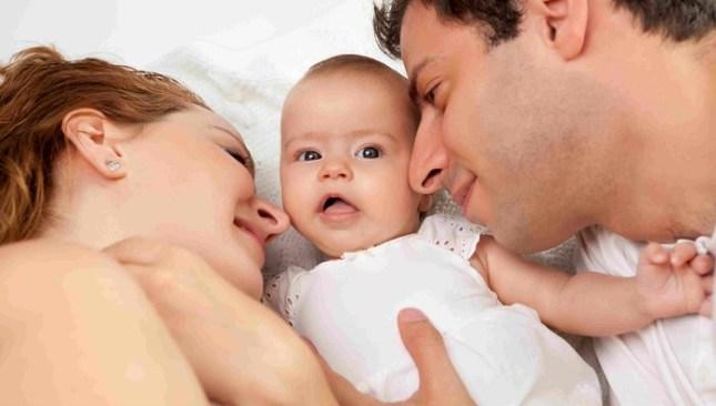 bom casamento após o nascimento do filho