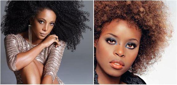 mulher com o corte de cabelo estilo black power para se inspirar