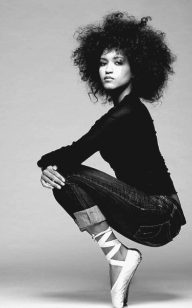tendência de corte de cabelo estilo black power para se inspirar