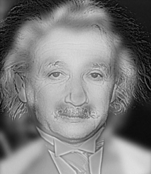 ilusão de óptica para determinar se precisa usar óculos