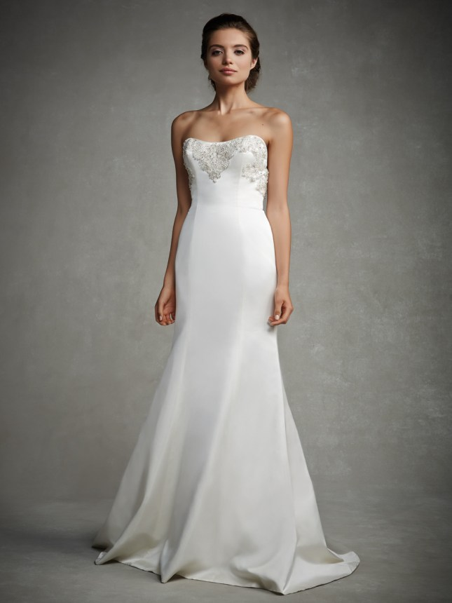 vestidos de noiva apropriados para o signo de capricórnio