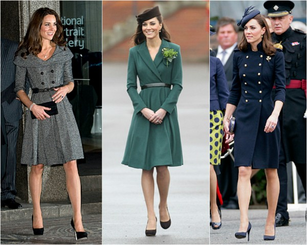 Looks da Kate Middleton