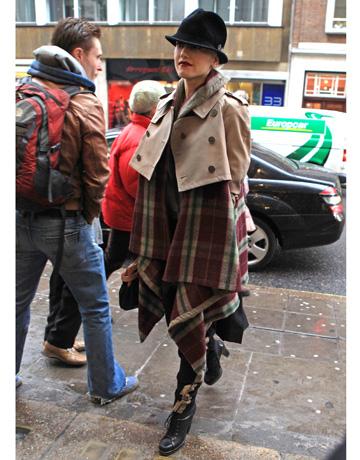 chapéu para criar looks de inverno