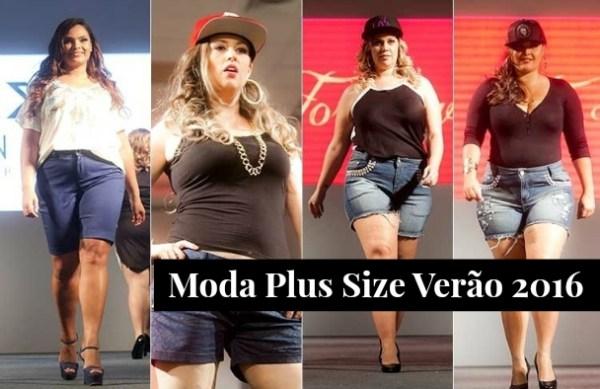 Saiba quais são as principais tendências de Moda Plus Size para o Verão 2016