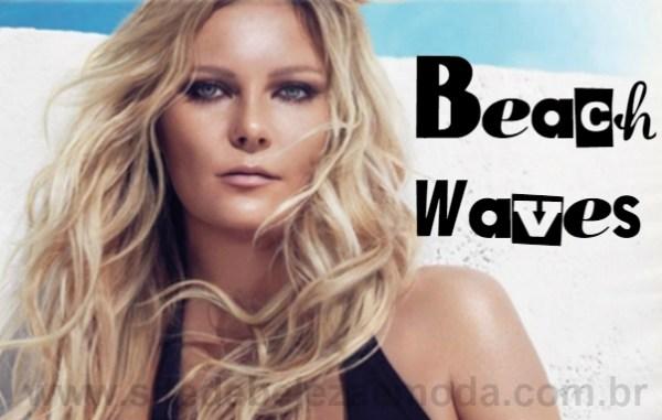 Dicas para criar efeito praia em todos os tipos de cabelos