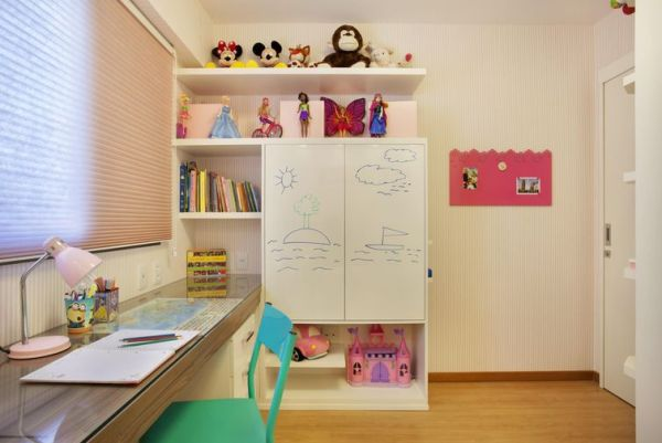 foto de quarto infantil decorado