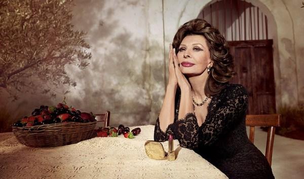 Foto da Sophia Loren