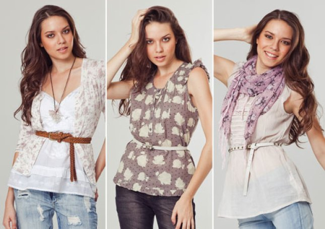 looks com batas estampadas