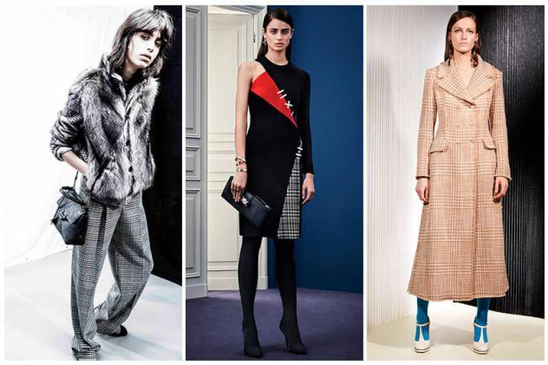 Roupas da moda outono inverno 2016