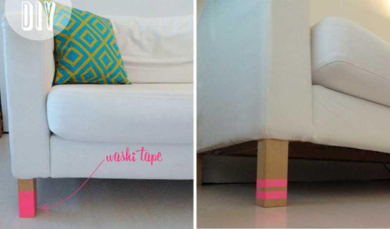 dicas de decoração para sofá