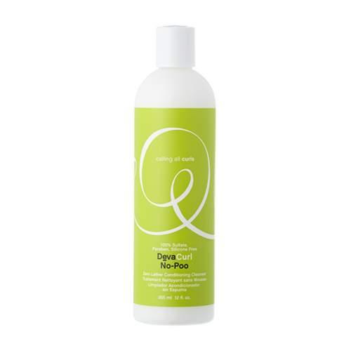 Shampoo para cabelo cacheado