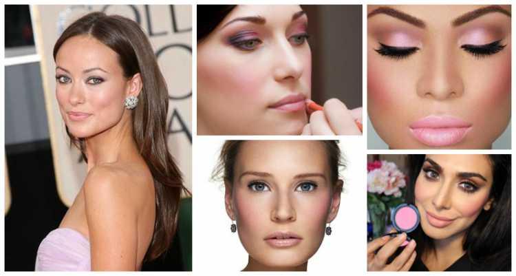 Saiba como usar o blush pink e evitar a palidez do inverno