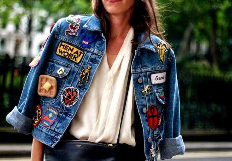 Jaquetas Patches são tendências da moda inverno 2016
