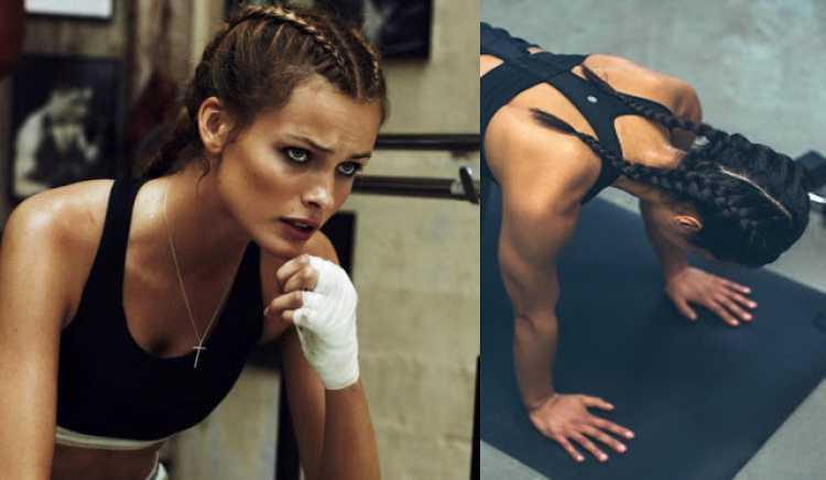 Se as boxer braids são ótimas para diversificar o penteado para festas, baladas e outras ocasiões ficam perfeitas também para a academia.