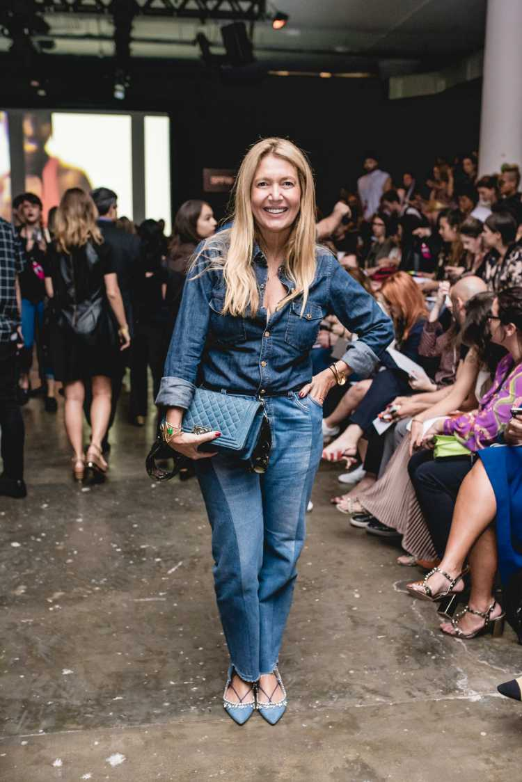 O look fashion da poderosa Donata Meirelles