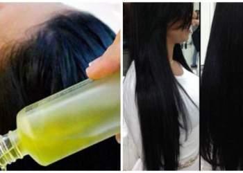Faça seu cabelo crescer com óleo de rícino