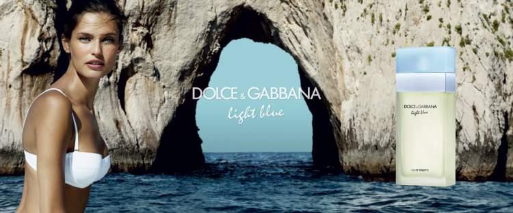 Dolce & Gabbana Light Blue Feminino é um dos melhores perfumes femininos para o cotidiano