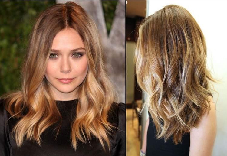cabelos com mechas loiras são tendências para 2017