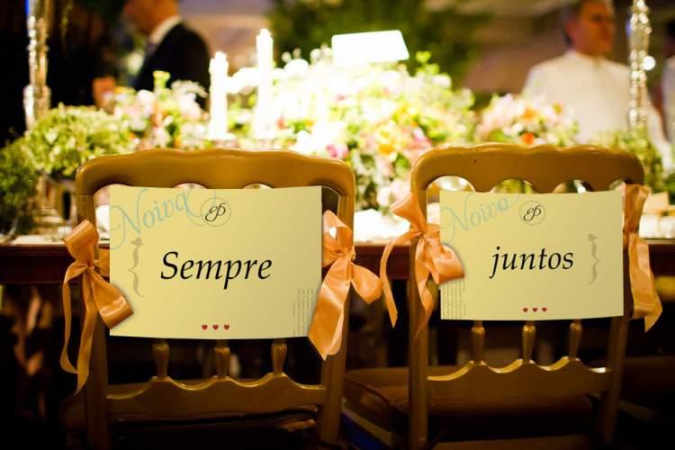 decoração de casamento simples e com estilo