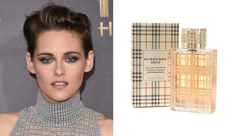 perfume predileto da Kristen Stewart