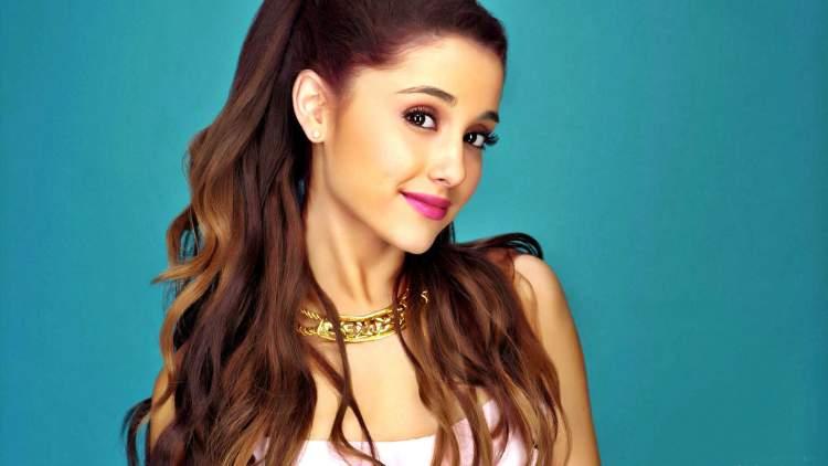 Ariana Grande é vegetariana