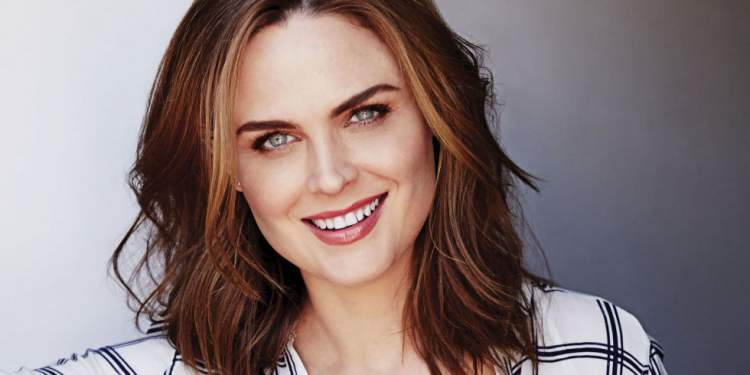 Emily Deschanel é vegetariana