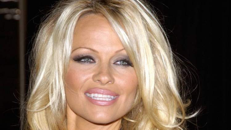 Pamela Anderson é vegetariana