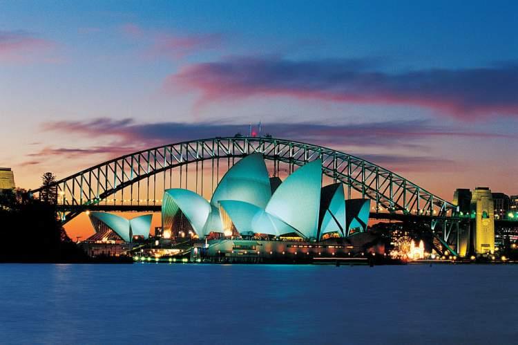 Austrália é um dos destinos mais baratos para viajar sozinha