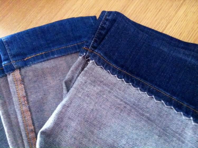 costura da roupa pode determinar a qualidade