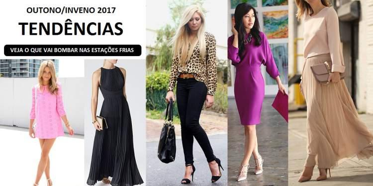 Conheça as Principais Tendências da Moda Outono Inverno 2017