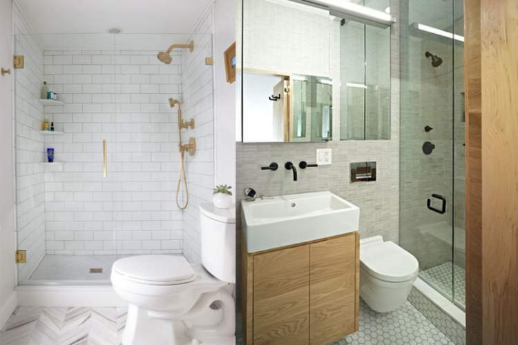 12 erros comuns na hora de decorar pequenos banheiros