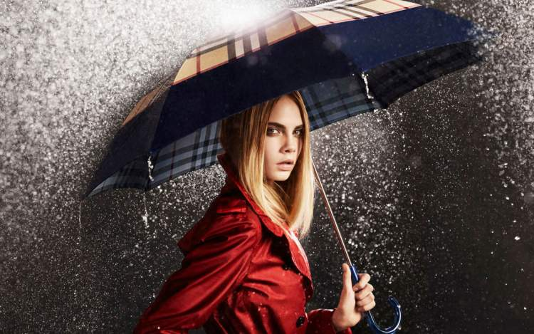 Look Fashion para sair na chuva
