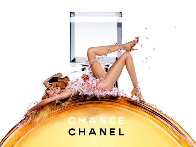 Chance Chanel é uma das fragrâncias mais vendidas do mundo