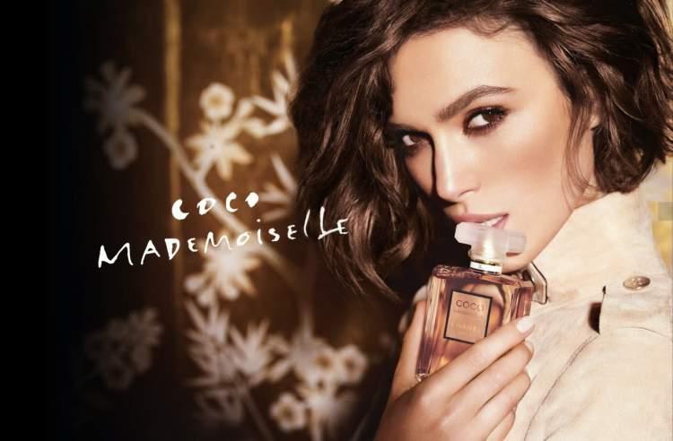 Coco Mademoiselle Chanel é uma das fragrâncias mais vendidas do mundo