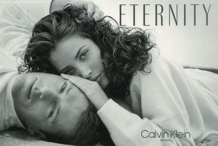Eternity é um dos perfumes mais amados de norte a sul