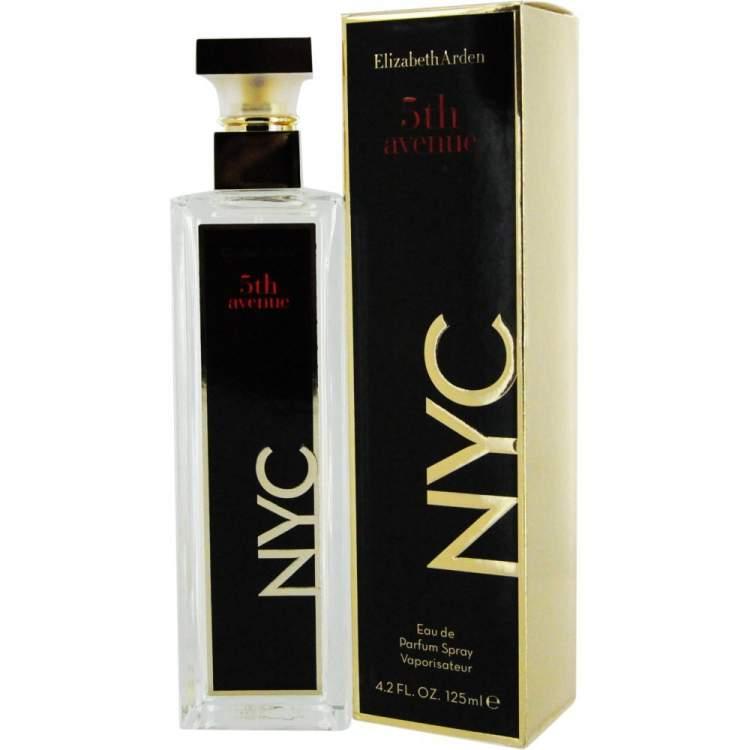 5th Avenue NYC de Elizabeth Arden é um dos perfumes mais desejados do mundo
