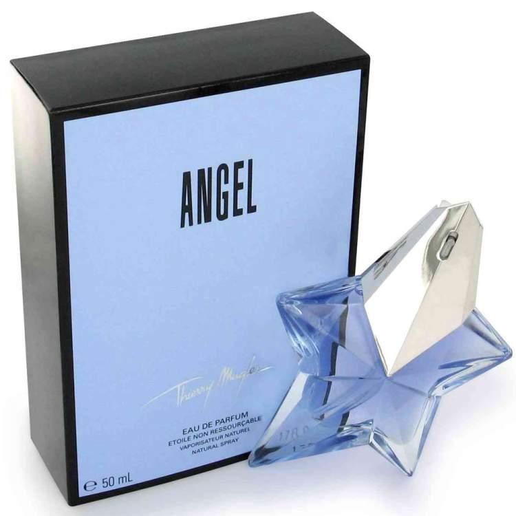 Angel de Thierry Mugler é um dos perfumes mais desejados do mundo