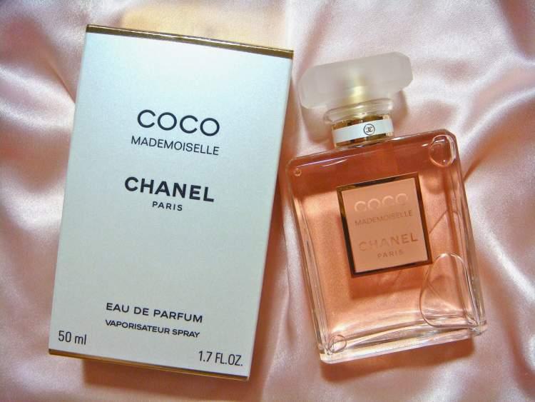 Coco Mademoiselle de Chanel é um dos perfumes mais vendidos no mundo