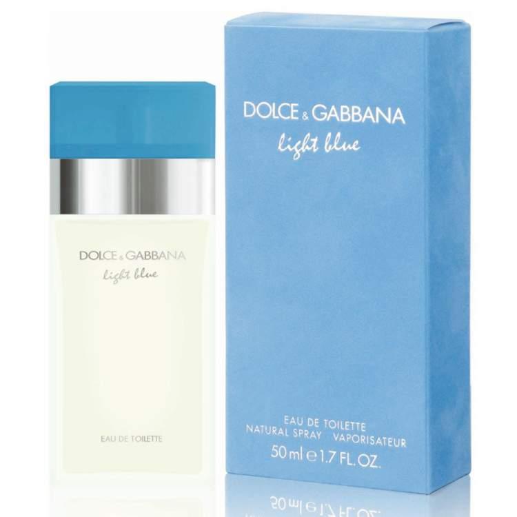 Light Blue de Dolce & Gabbana é um dos perfumes mais desejados do mundo