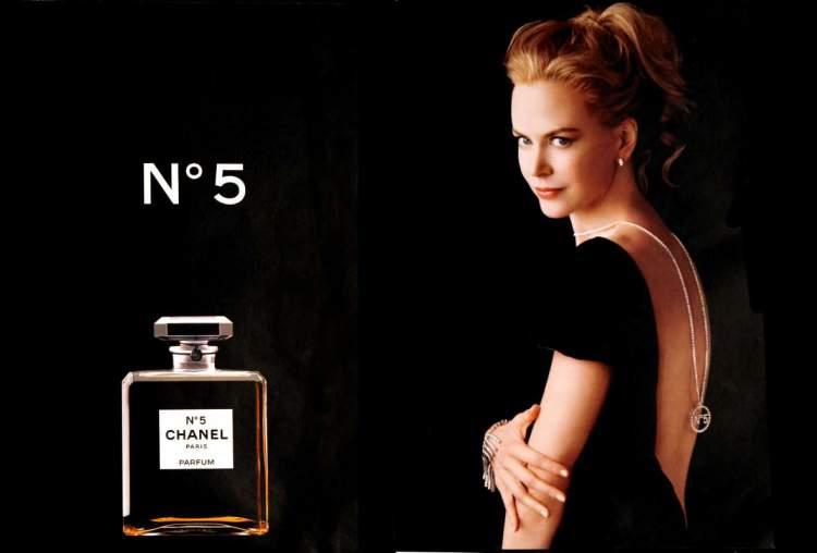 N° 5 de Chanel é um dos perfumes mais vendidos no mundo