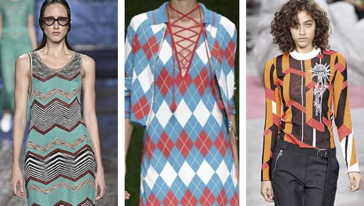 3223febd6 Anos 80 entre as principais tendências da moda primavera verão 2018