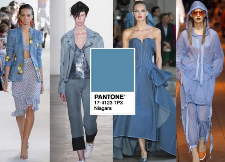 Azul Niagara tem presença confirmada na moda primavera verão 2017-2018