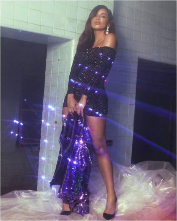 O segredo do shape sequinho de Anitta